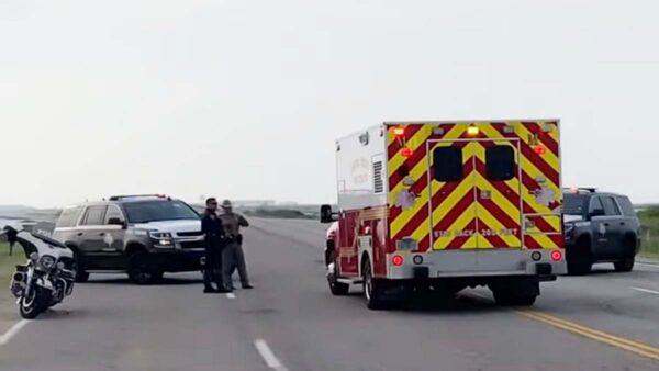 德州海軍基地驚傳槍擊 一官兵傷凶嫌遭制伏亡