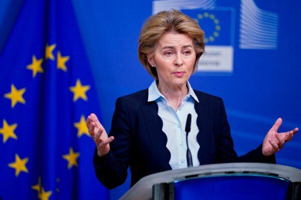 """为""""下一代欧盟""""方案 欧盟拟建立7500亿欧元复兴资金"""
