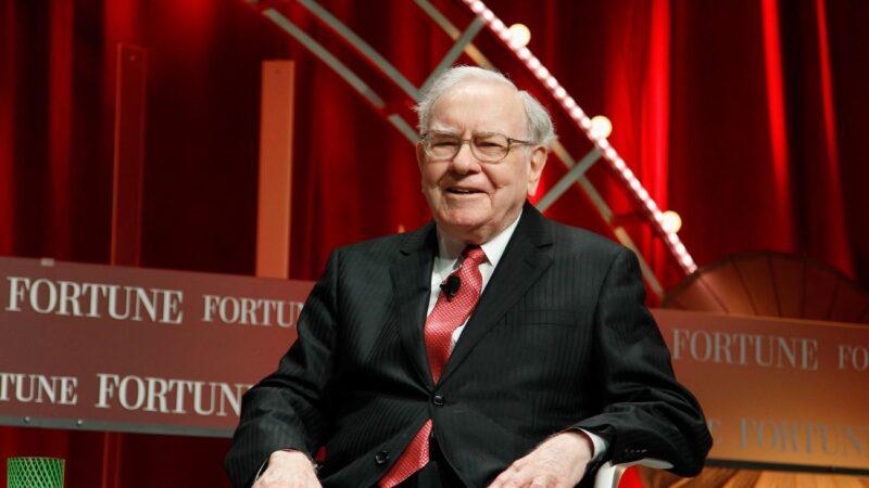 巴菲特針對疫情調整投資 「今後只押美股」