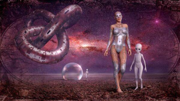 火星人、金星人都來地球做什麼
