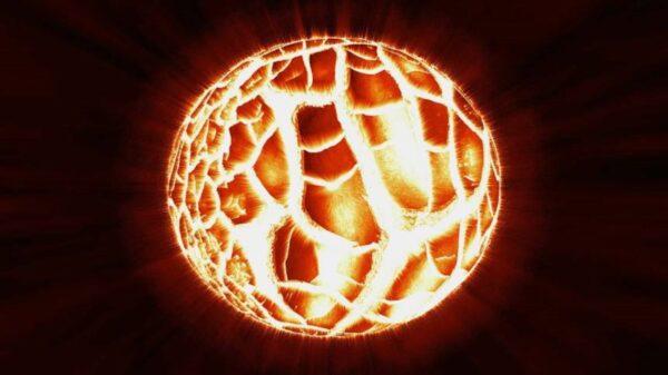 UFO从几十万度高温的太阳里飞出?