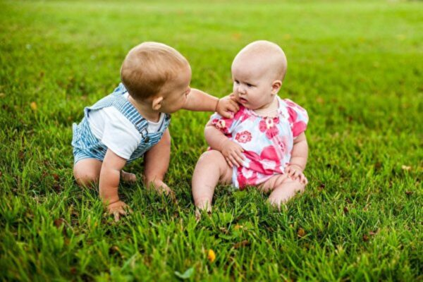 嬰兒期行為特質影響二十年後性格