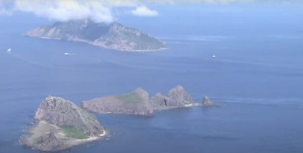 钓鱼台海域 中国海警罕见追逐日渔船一度紧张
