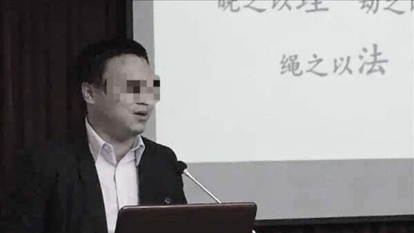 四川名師遭舉報性侵21男生 被抓保釋後仍全國演講