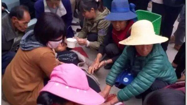 云南校园暴力遍地 中学生殴死同学打得老师罢课