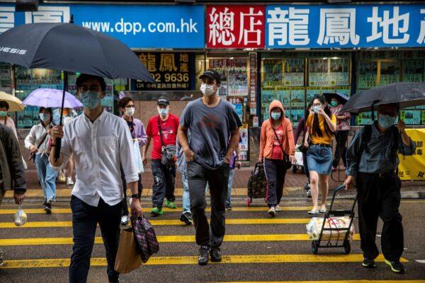 香港「黃色經濟圈」連假買氣旺 4天衝上億