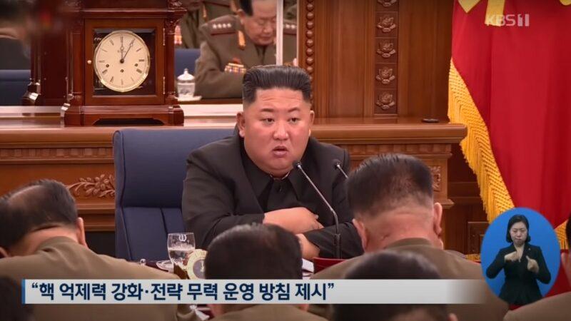 匿蹤3週 傳金正恩現身討論提升核戰力