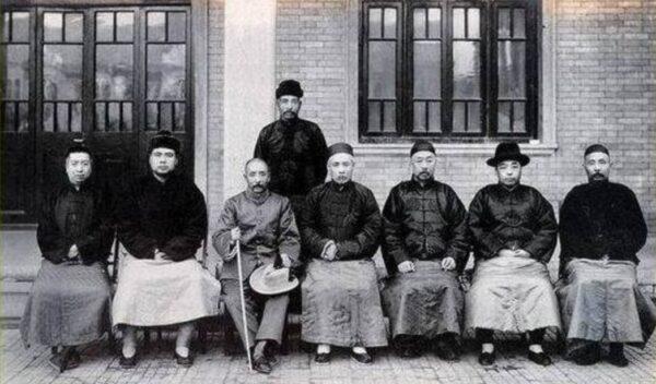 大總統徐世昌測一字 奇人料定戰爭結局(組圖)