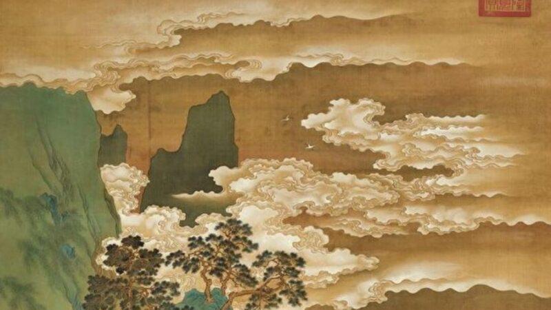 唐朝进士奇闻:耳朵里的天国世界(组图)
