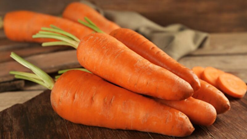 胡蘿蔔護眼、抗癌 煮熟吃吸收更好(組圖)