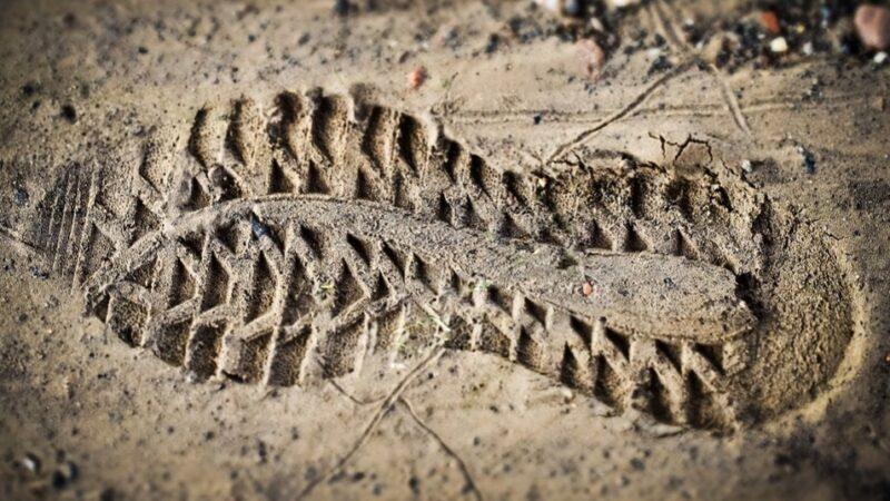 墨西哥驚現人類腳印化石 具有130萬年歷史(圖)