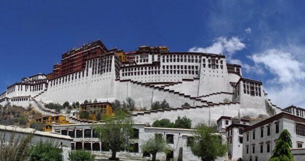 西藏「布達拉宮」的百年未解之謎(組圖)