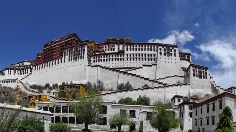 """西藏""""布达拉宫""""的百年未解之谜(组图)"""