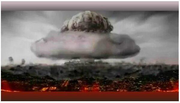 美军投下原子弹前 洒了6300万份警告信(组图)