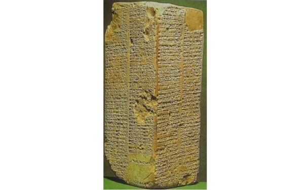 驚人的「蘇美王表」:8位君王統治國家24萬年(組圖)