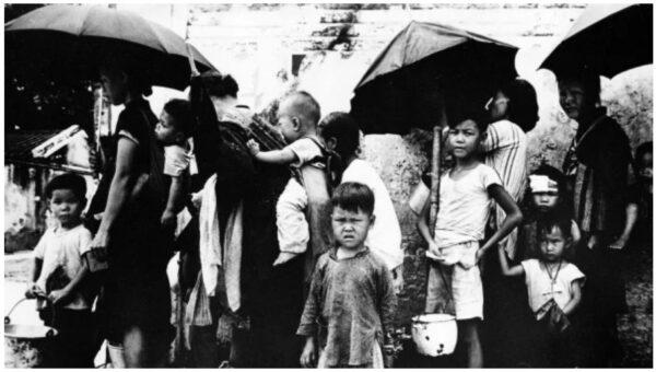 冬成:三年大饑荒的幾個記憶片斷