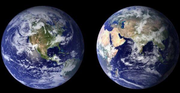 地球的年齡有多大?1億年或45億年?(圖)