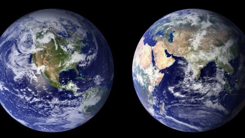 地球的年龄有多大?1亿年或45亿年?(图)