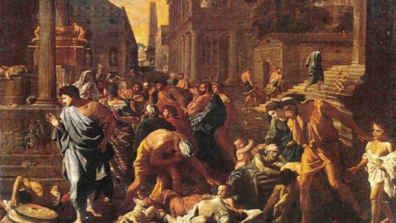 罗马帝国毁于瘟疫的启示(图)