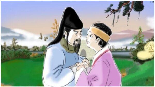 夫妻誠心禱告感動上天 十年之疾不藥而癒(圖)