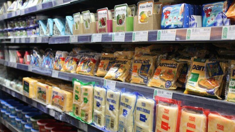 澳洲女子25年前开始囤食品:确保永远有吃的(图)