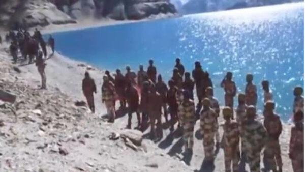 中印兩軍對峙畫面曝光 川普表示願出面調停