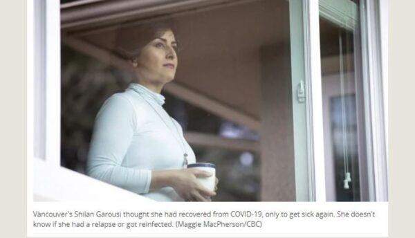 加国女两次确诊无抗体 医生不知是复发还是再感染