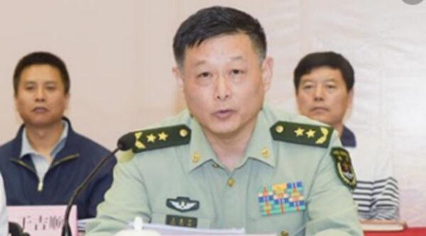 """北京卫戍区出事?司令员王春宁突然""""失常"""""""