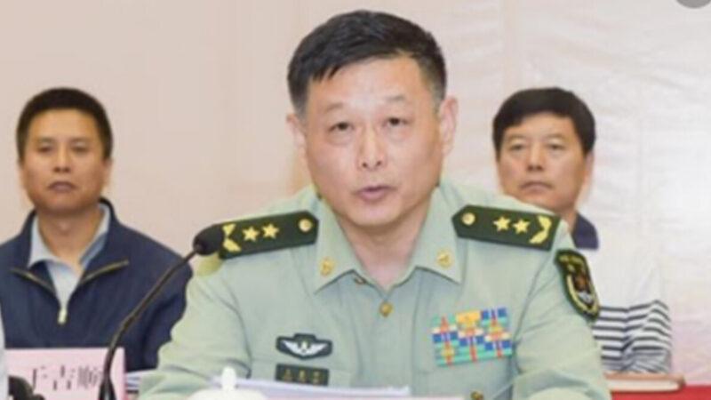 北京衛戍區出事?司令員王春寧突然「失常」