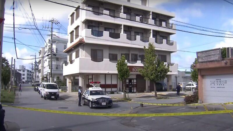 男持刀搶劫逃逸 沖繩那霸咖啡店一死一傷