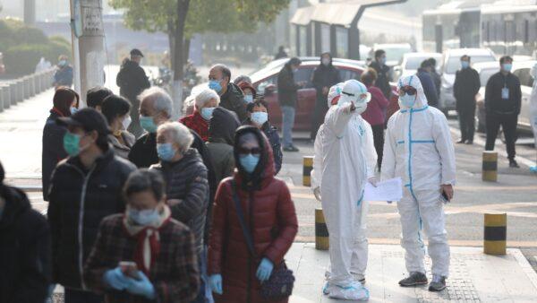 美情报报告:中共隐瞒疫情以囤积防护设备