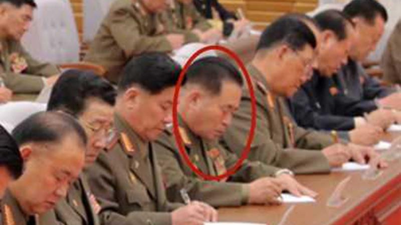 """Tổng tham mưu trưởng Quân đội Nhân dân Triều Tiên Park Jong-chon đã được phong cấp bậc """"Thứ soái""""."""