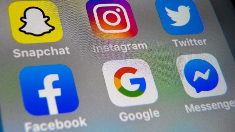 川普考虑设专门小组 审查社交媒体偏见