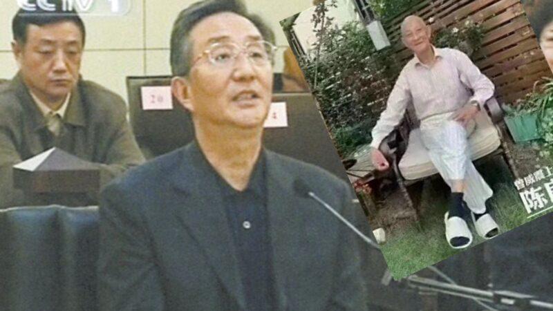 """内幕:胡锦涛""""斩首行动"""" 陈良宇接班梦碎"""