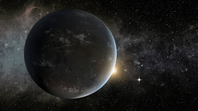 """百万分之一 罕见最遥远""""超级地球""""被发现"""