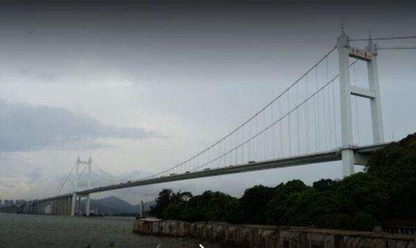 虎门大桥抖动让水马背锅 撤水马后专家尴尬