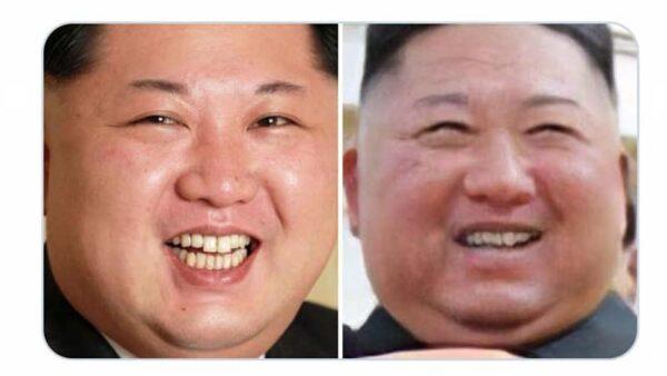 金正恩露面被疑替身 网友提出4个理由