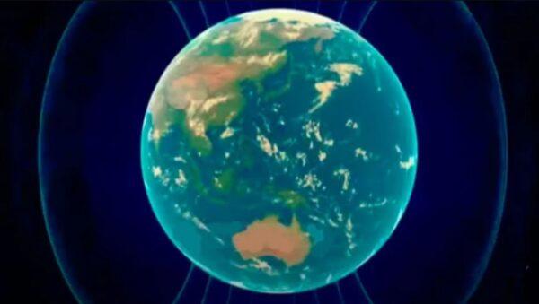 地磁学家们在绘制全球磁场图时发现了一种极端异常的现象 这意味着什么?