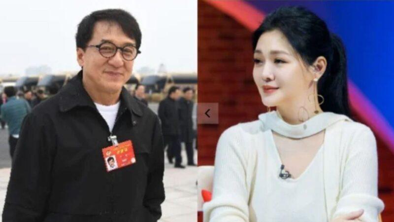 成龍挺「港版國安法」名單中驚見「徐熙媛」?