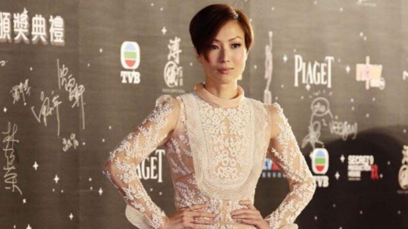 郑秀文先后九提零中 六度错失香港金像奖影后