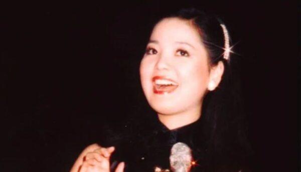 邓丽君逝世25周年 巨星身影令歌迷怀念