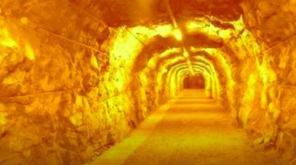 在遙遠的史前時代 是誰建造了這規模宏偉的隧道?