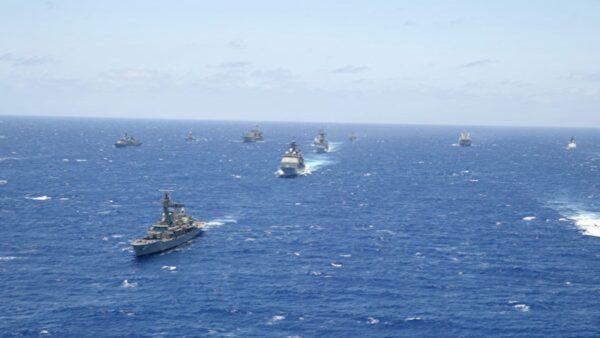 全球最大规模环太军演 美邀25国独缺中共
