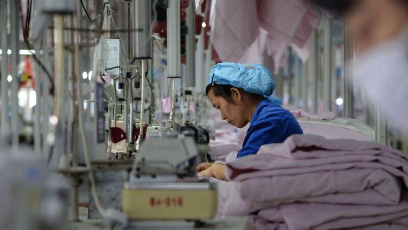 四月中國製造業PMI指數再下跌 沒訂單工廠面臨大裁員