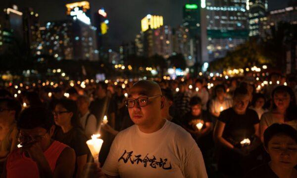 香港六四遊行上訴失敗 支聯會建議遍地開花