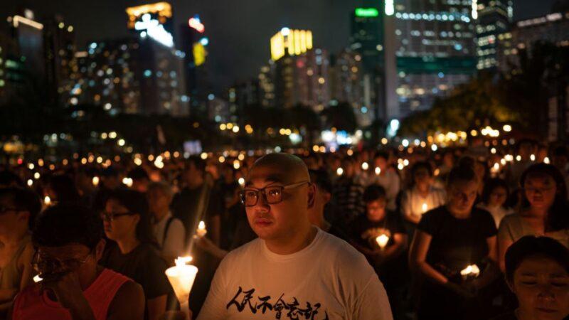 香港六四游行上诉失败 支联会建议遍地开花