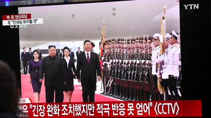 消息人士:金正恩死亡影片 讓朝鮮民眾偷着樂
