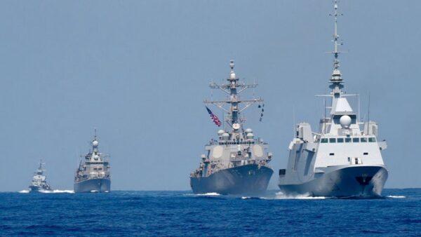 疫情削弱美航母戰力?美軍提前5年部署曝光