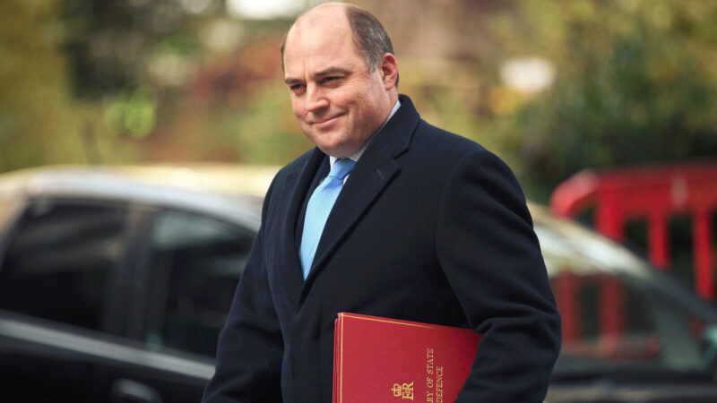 英国防大臣:中共仍需就隐瞒疫情做出解释