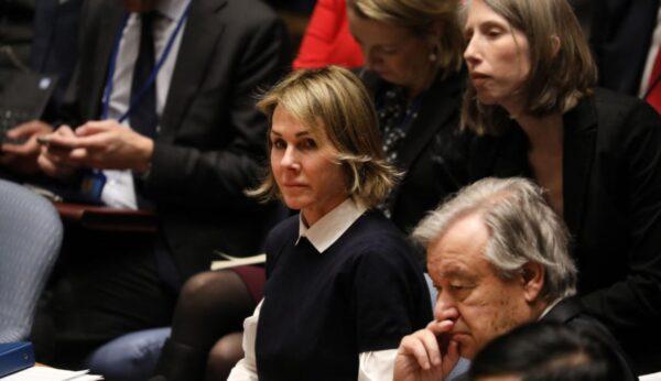中共阻挠联合国援助叙利亚抗疫 美中安理会交锋